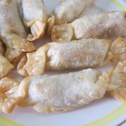 糖果香肠饺子皮的做法[图]