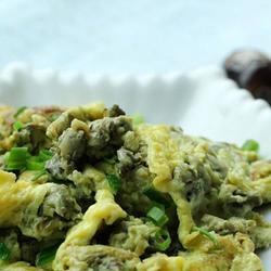 牡蛎炒蛋的做法[图]