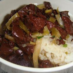 麻油猪血汤的做法[图]