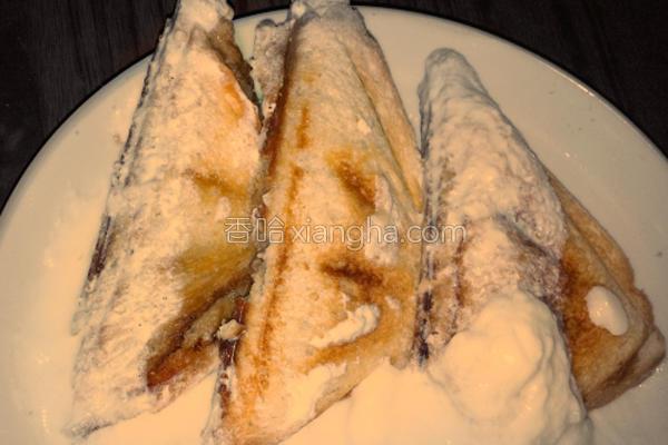 雪衣三明治