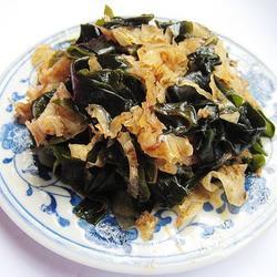 凉拌海藻的做法[图]