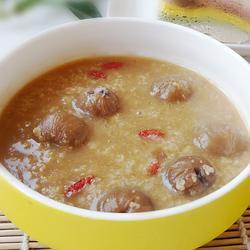 桂圆燕麦粥的做法[图]