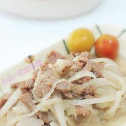 家常炒牛肉的做法[图]