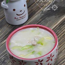 肉末西葫芦粥的做法[图]