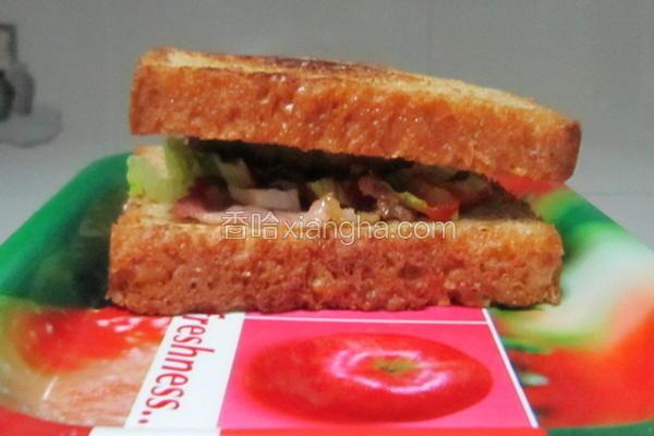 能量三明治