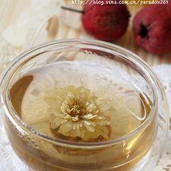 菊花山楂茶的做法[图]