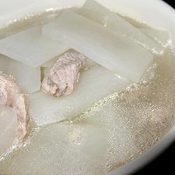 水煮白萝卜的做法[图]
