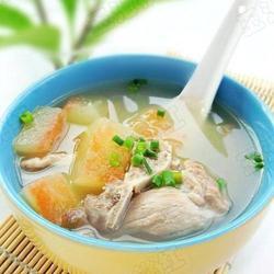 西瓜皮排骨汤的做法[图]