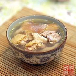 芦荟鸡汤的做法[图]