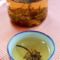 人参花柠檬草茶的做法[图]