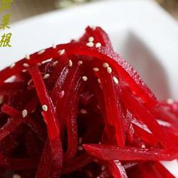 凉拌甜菜根的做法[图]
