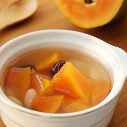 木瓜红枣花生饮的做法[图]
