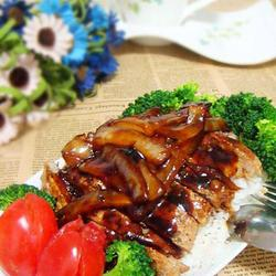 黑胡椒牛排饭的做法[图]
