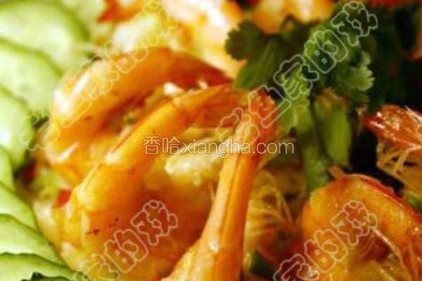 香脆飞燕虾