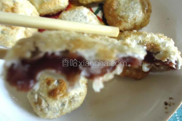 mini豆沙饼