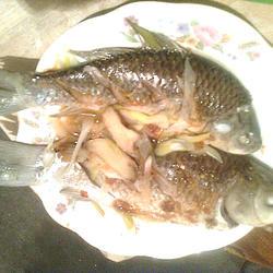 清蒸豆瓣酱鱼的做法[图]