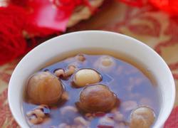 五果汤的做法_干贝如何发吃菜谱图片