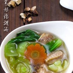 桂枝葛根鸡翅汤的做法[图]