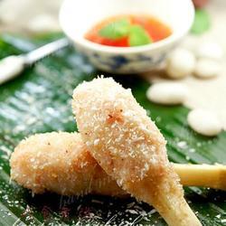 椰香甘蔗虾的做法[图]