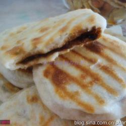 山核桃仁红糖饼的做法[图]