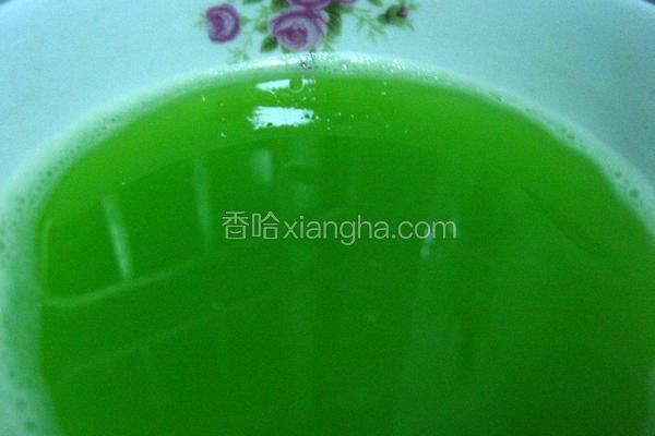 牛奶青瓜汁