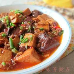双色豆腐的做法[图]