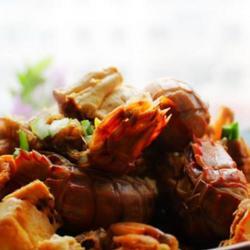 皮皮虾豆腐煲的做法[图]
