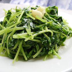 素炒豌豆苗的做法[图]