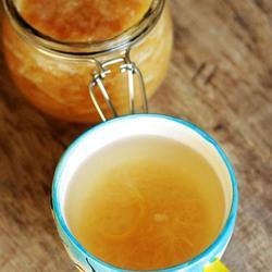 蜂蜜柚子茶的做法[图]