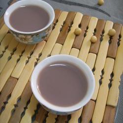 紫米豆浆的做法[图]