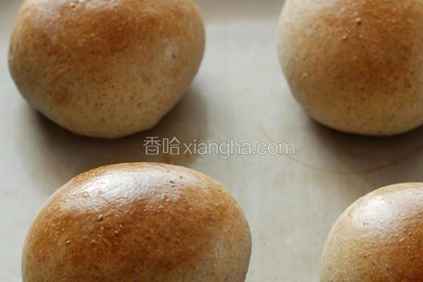 豆渣小面包