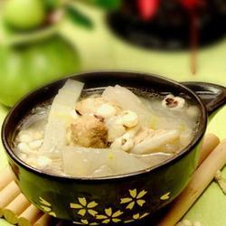 薏米冬瓜芡实猪骨汤的做法[图]