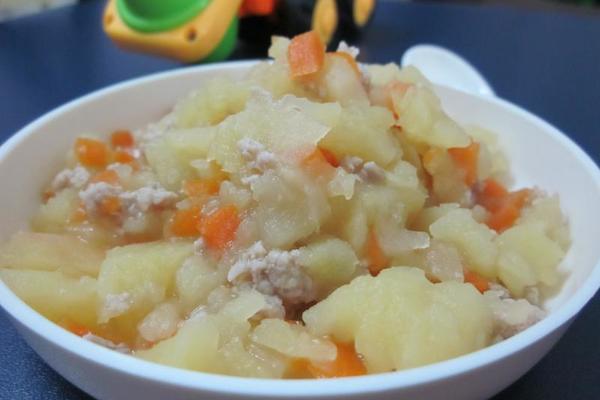 肉沫土豆茸