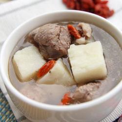 牛蒡鲜淮山排骨汤的做法[图]
