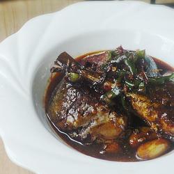 豆瓣醬燒馬鮫魚的做法[圖]