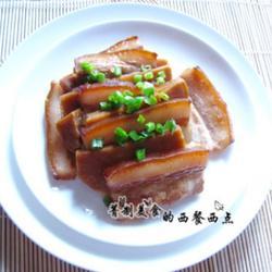 荔浦芋头扣肉的做法[图]