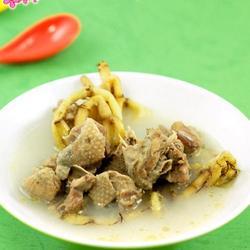 鱼腥草水鸭汤的做法[图]