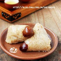 乌龙茶香粽的做法[图]