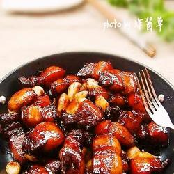 蒜香紅燒肉的做法[圖]