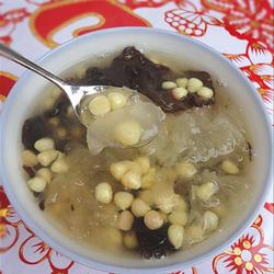双耳玉米汤的做法[图]