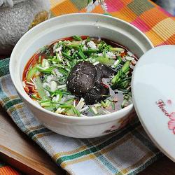 丝瓜紫菜香菇蛋汤的做法[图]