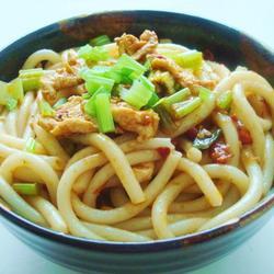 鸡肉炒米粉的做法[图]