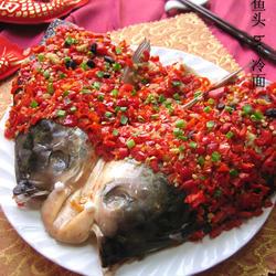 鲜香剁椒鱼头的做法[图]