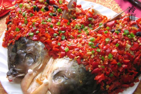鲜香剁椒鱼头