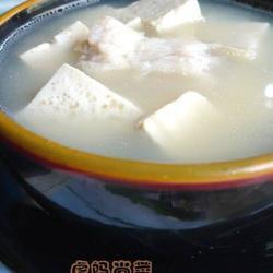 鱼头豆腐汤的做法[图]