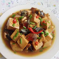 皮蛋香辣豆腐的做法[图]