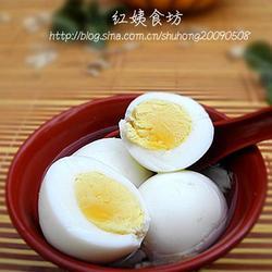 当归煮鸡蛋的做法[图]