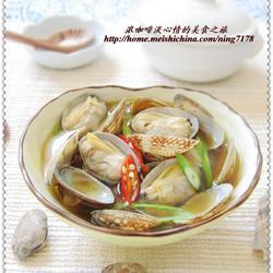豆酱蛤蜊汤的做法[图]