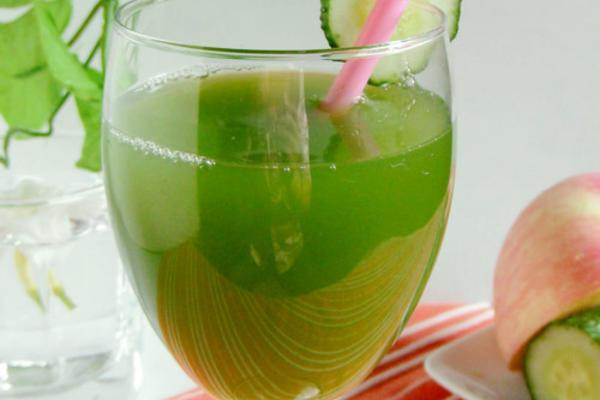 黄瓜苹果饮