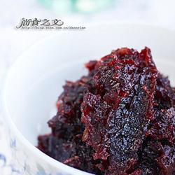 蔓越莓冬瓜馅的做法[图]